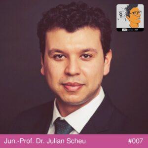IMR007: Akademische Karriere & Investitionsrecht | Interview Juniorprofessor