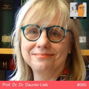 IMR060: Mündliche Prüfung im juristischen Staatsexamen | Interview Prüferin