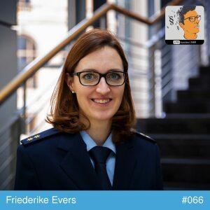 IMR066: Als Juristin im Polizeidienst   Interview Polizeioberrätin