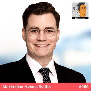 IMR086: Als deutscher Jurist in Skandinavien | Interview Rechtsanwalt